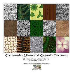 Organic Textures - Community Library