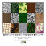 Organic Textures - Community Library by Velvet--Glove