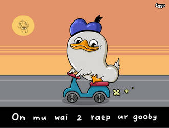 Dolan Scooter by 1gga