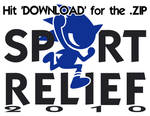 Sonic Sport Relief 2010 - Pack by C2SilvaRymes