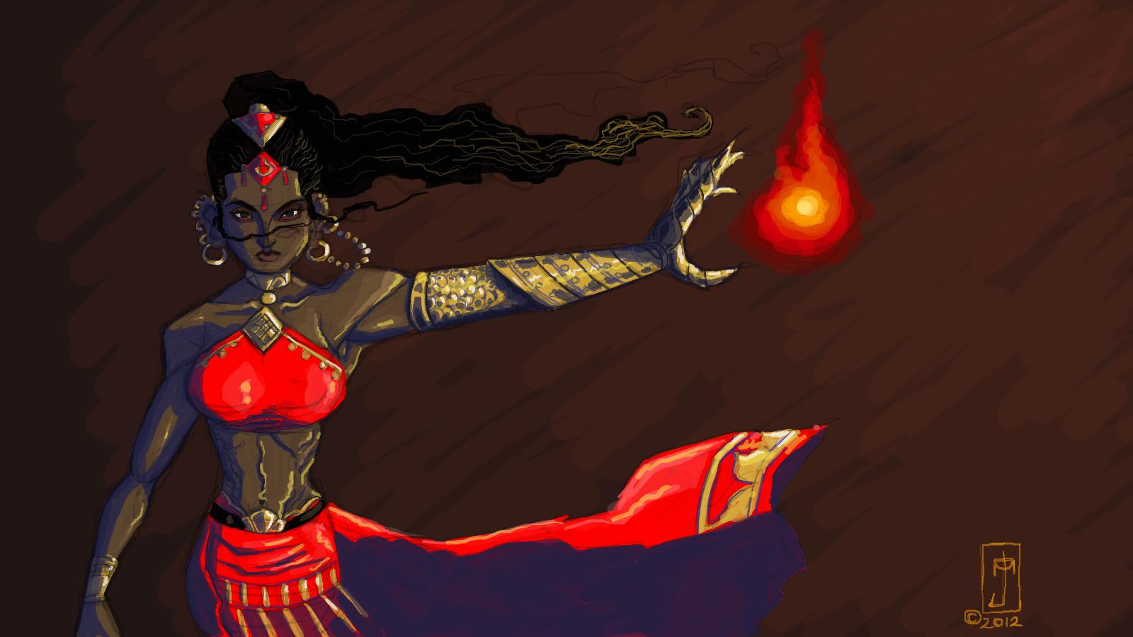 Chadhiyana Fireball by jmdesantis
