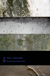 Wall Texture Pack by silinias