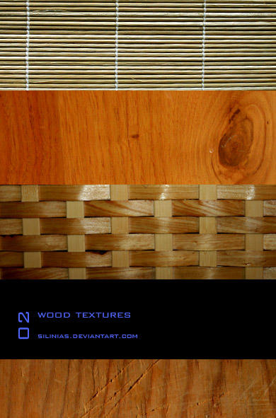 Wood Texture Pack by silinias