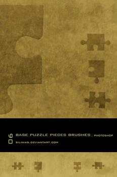 Base Puzzle Pieces Brush PS