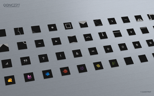Qoncept Icons by jamestraf