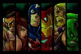 avengers by H1W0
