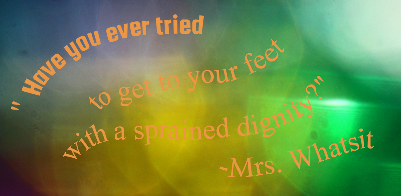 Quotes From A Wrinkle In Time: A Wrinkle In Time Quote By ExposeTheBeauty On DeviantArt