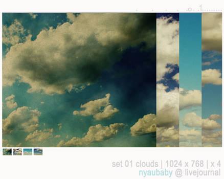 set01. clouds