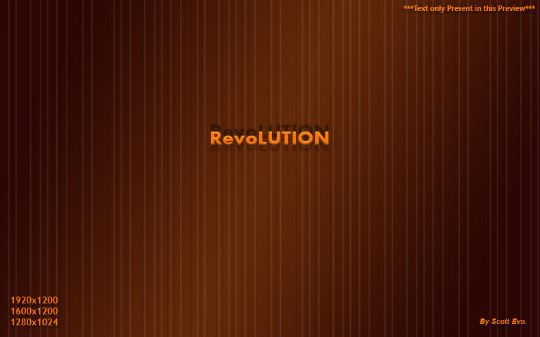RevoLUTION by Scott-Evo