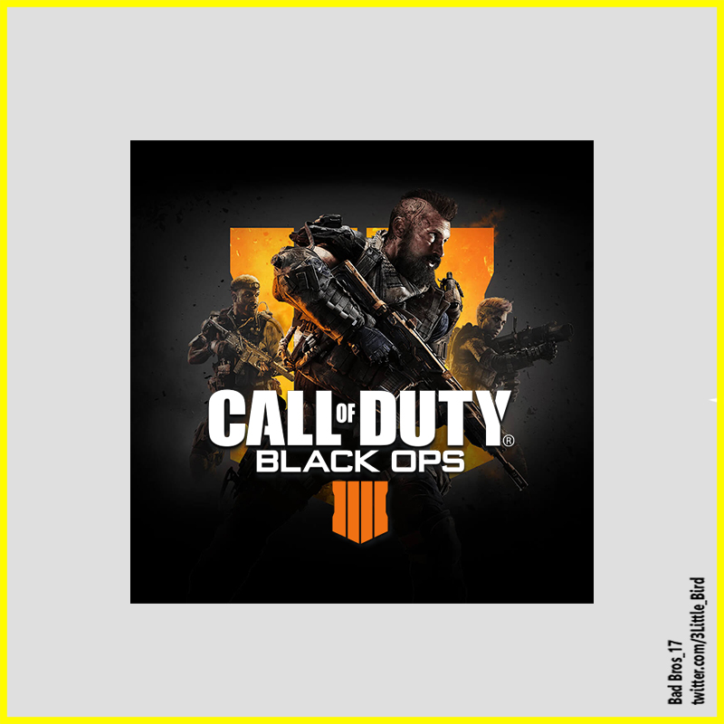 Call Of Duty Black Ops 4 Icon Png By Birdy2014 On Deviantart