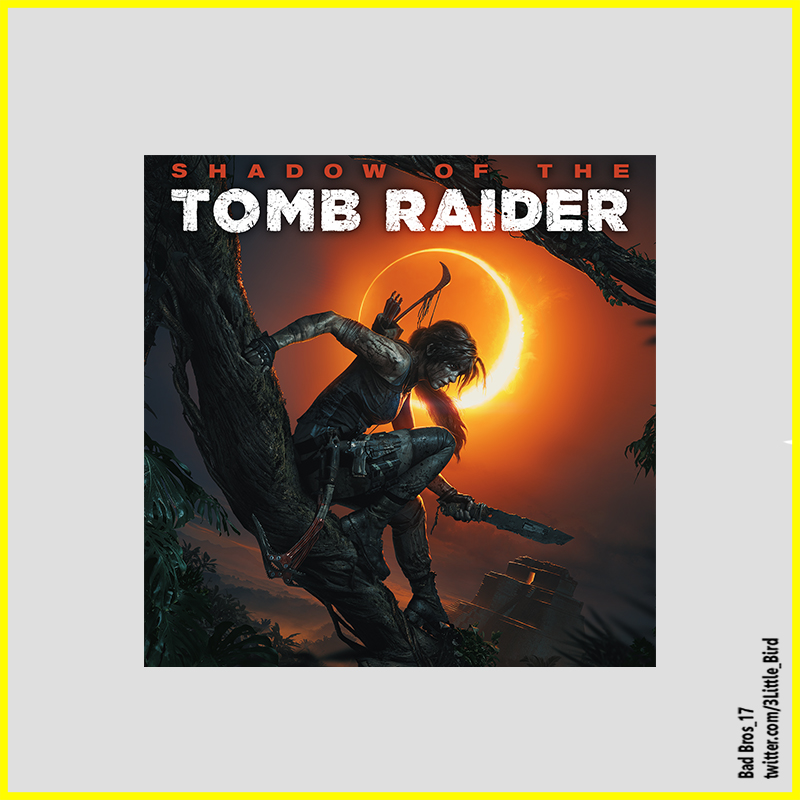 Shadow Of The Tomb Raider Wallpaper: Icon + PNG By Birdy2014 On