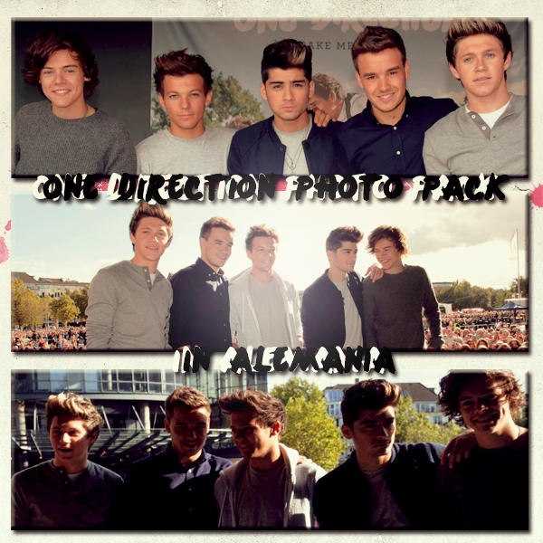 Photopack One Direction 001 by MoveLikeBiebs