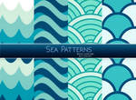 +Sea Patterns [Free Download] by iBeInsomnia
