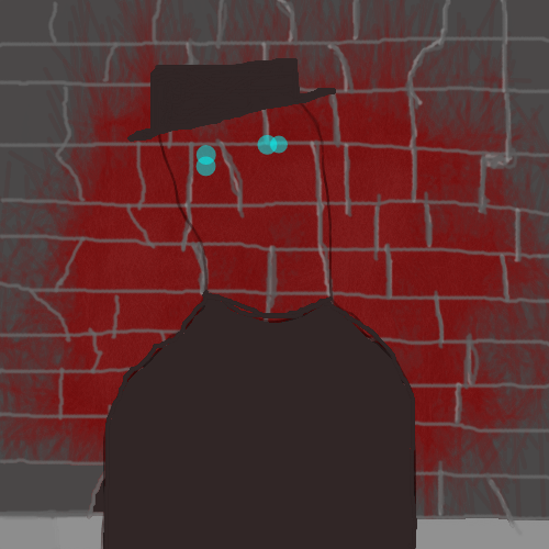 Snippy surreal Jack the Ripper by TheaFlyrh