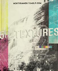 Mintyramen 50 Textures by kaleidoscopeEYE