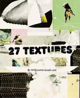 Mintyramen 27 Textures by kaleidoscopeEYE