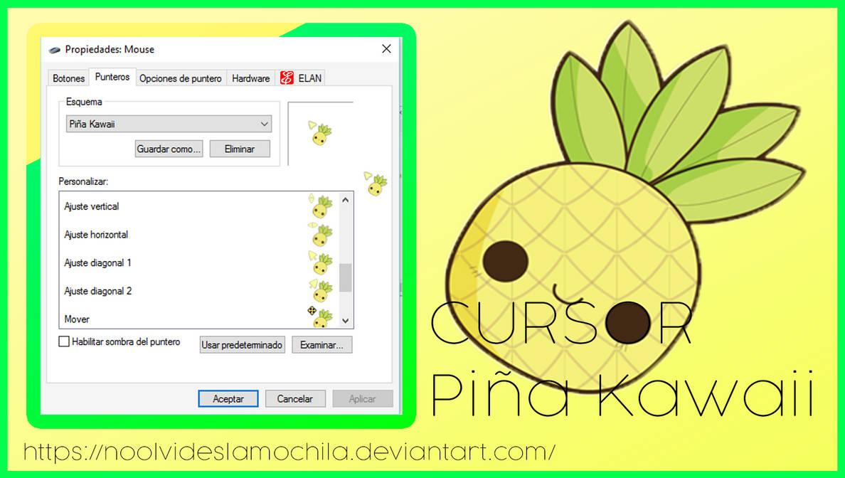 Cursor Pikachu