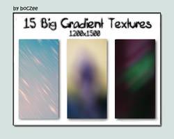 Big Gradient Textures Pack 1.