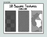 Square Textures Pack 1.