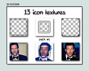 Icon Textures Pack 4. by boczeetext
