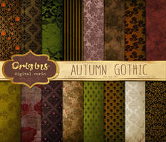 Autumn Goth Papers