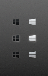 Minimal Windows 8 Orbs by DevanAmesArt