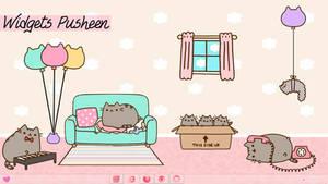 Pusheen The Cat (20 Widgets)