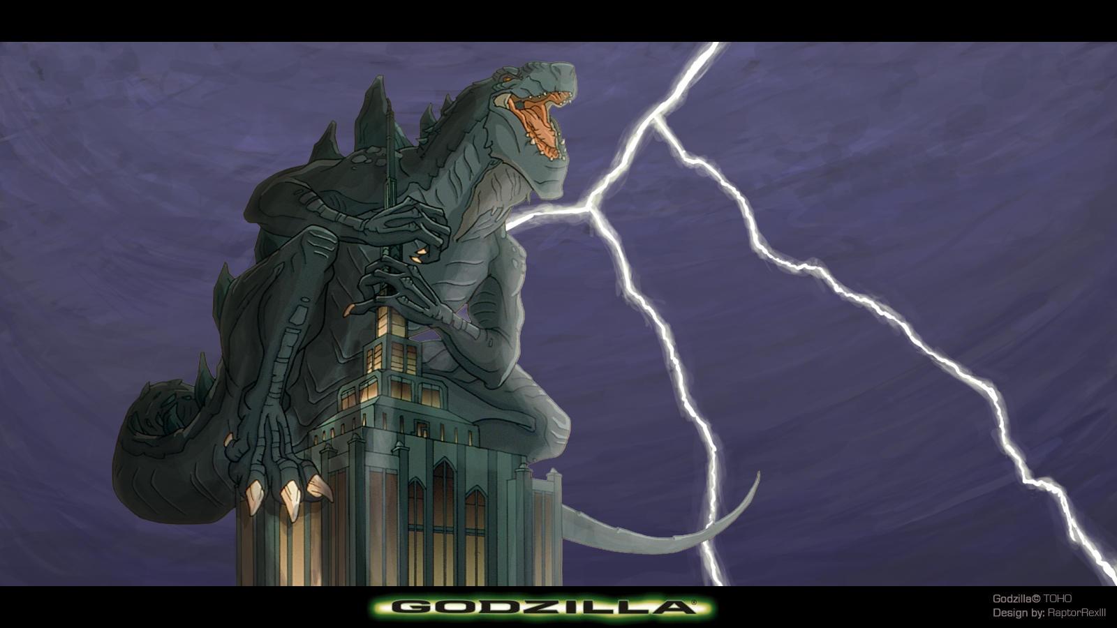 Godzilla 1998 Wallpaper By RaptorRexIII On DeviantArt