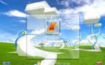 Desktopography Vista Logon