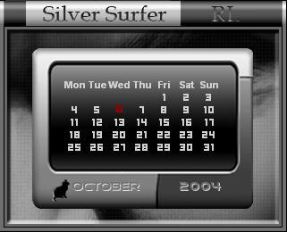 Silver Surfer RL by BGart