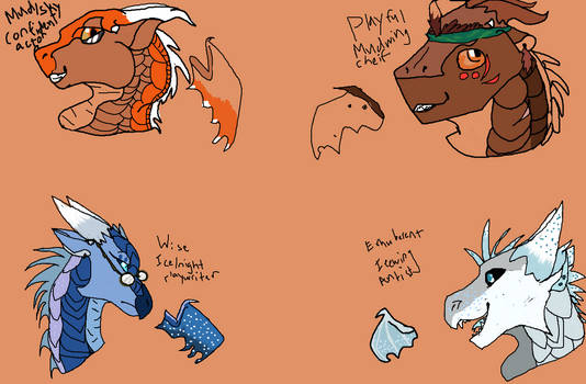 Wings of fire adopts (Open)