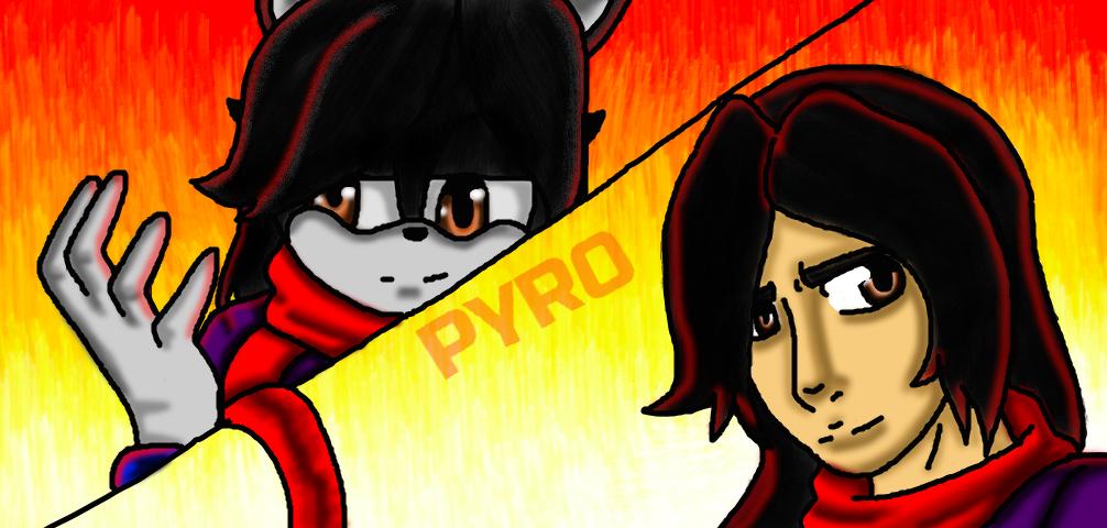 Trade: Pyro by kenxscarlet
