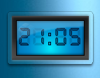 My Digital Clock by Darwey