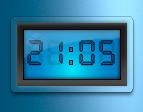 My Digital Clock by Darwey