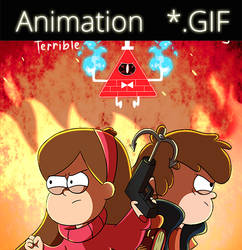 GF- Something terrible is coming... (animation)