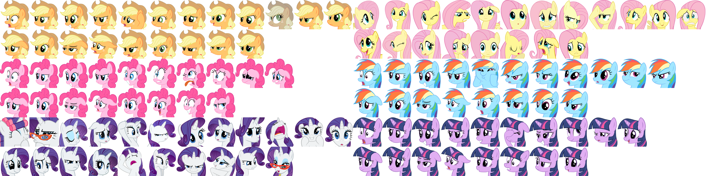 Main Six Facesets