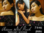 Asian Girl Stock Pack