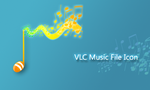 VLC Music Icon by paradox31102