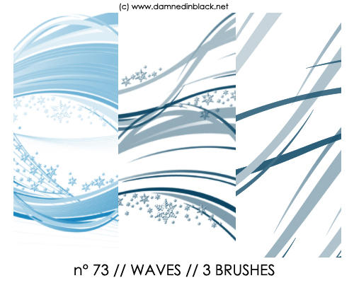 Image Result For Free Wave Brushes Photoshop Cs