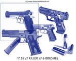 PHOTOSHOP BRUSHES : killer