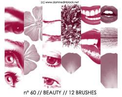 PHOTOSHOP BRUSHES : beauty by darkmercy