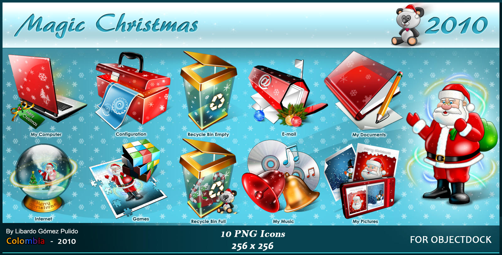 Magic Christmas by lgp85