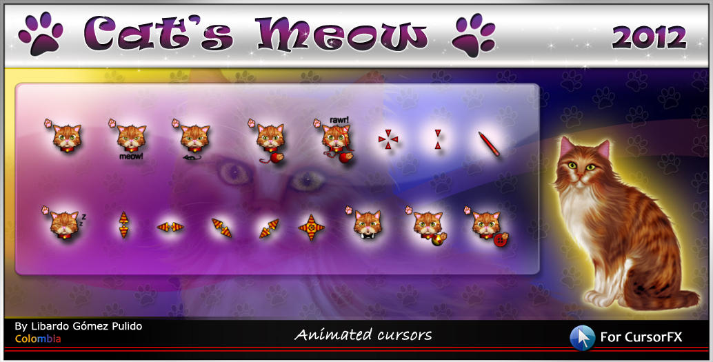 Cat's Meow by lgp85