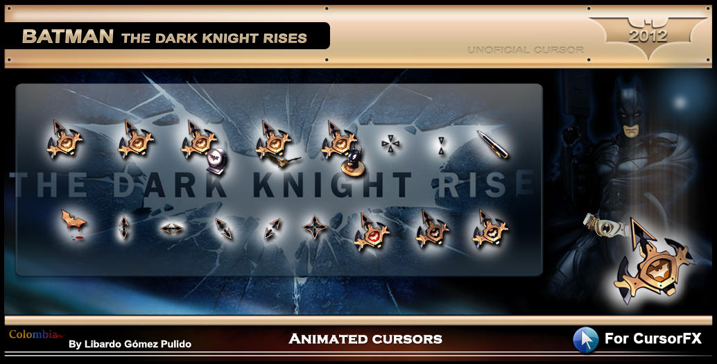 Batman The Dark Knight Rises by lgp85