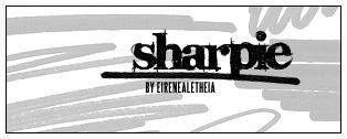 Sharpie by eirenealetheia