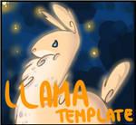 Chibi Llama Base by Karijn-s-Basement