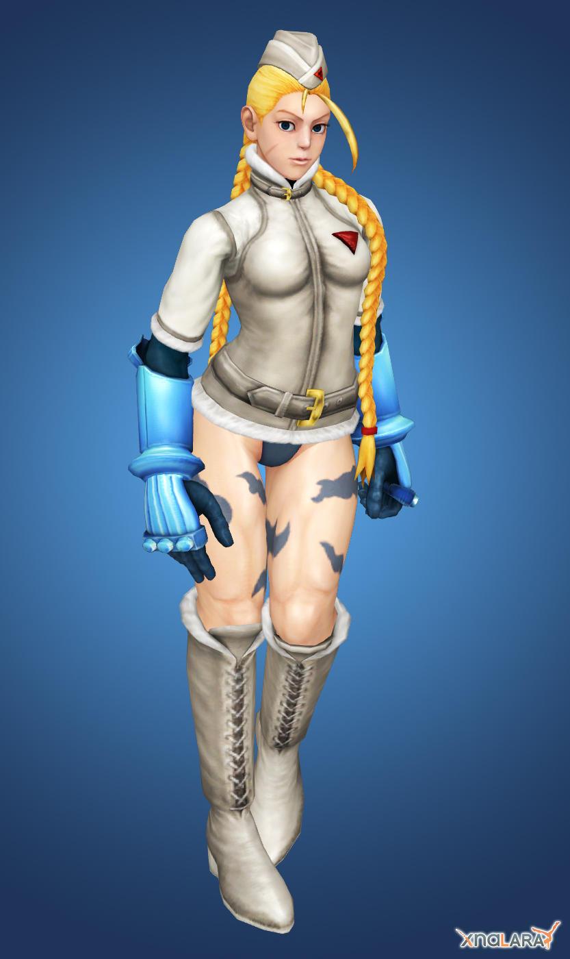 Cammy Snowsuit DLC for XNALara by KSE25