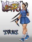 USFIV Ibuki School outfit for XPS download
