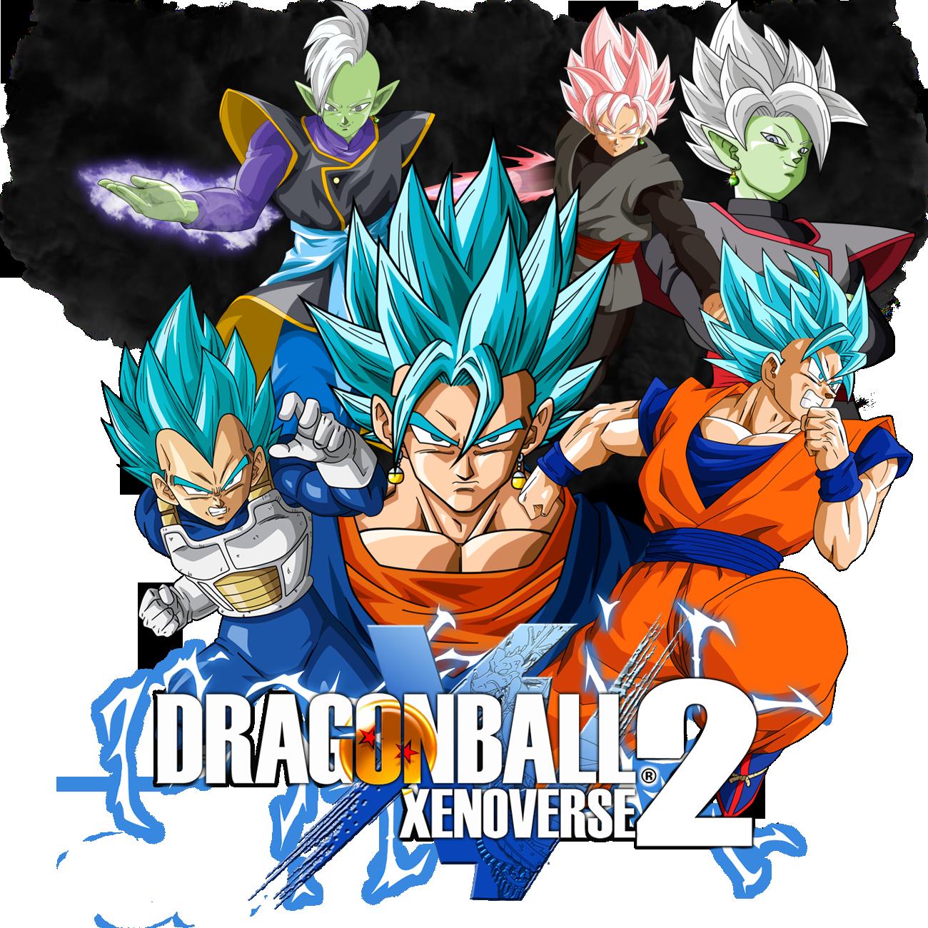 Dragon Ball Xenoverse 2 Zamasu Arc By MasouOji On DeviantArt