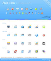 Arzo Icons by JJ-Ying